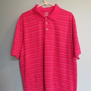 Men's Champion Duo Dry Polo Short Sleeve Striped